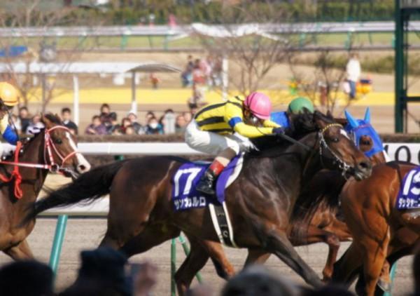 高松宮記念サンカルロ