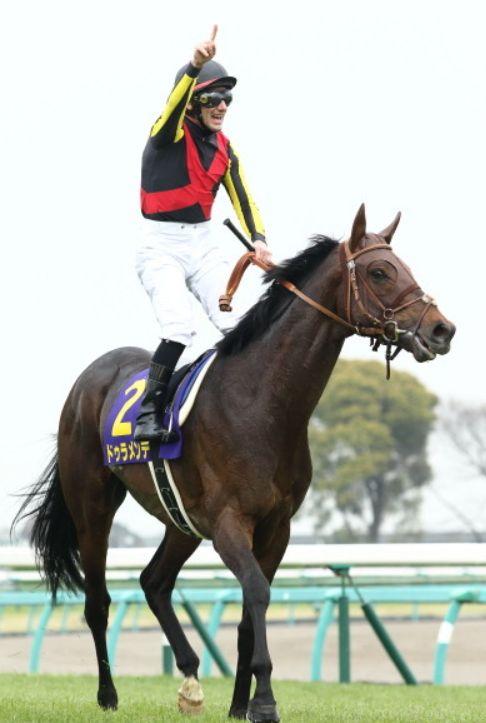 ドゥラメンテ皐月賞制覇4