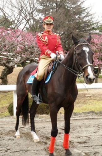 テンジンショウグン警視庁騎馬隊