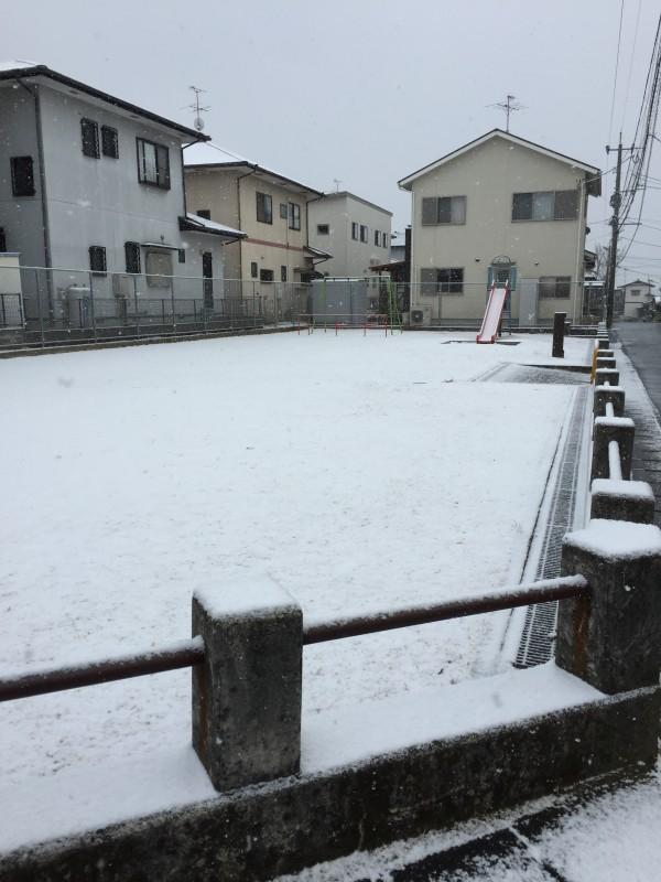 2016年1月24日熊本大雪