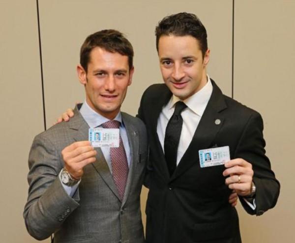 デムーロ&ルメール騎手免許取得