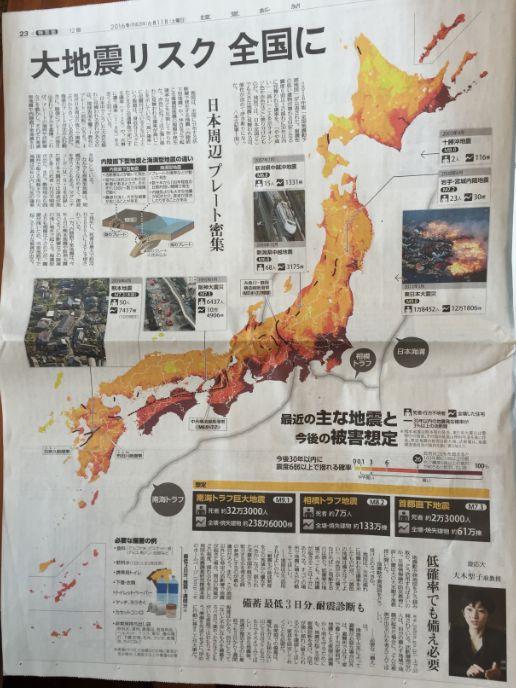 大地震リスク全国地図