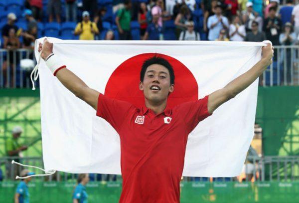 錦織圭リオ五輪銅メダル