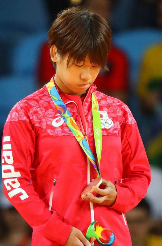 近藤亜美銅メダル