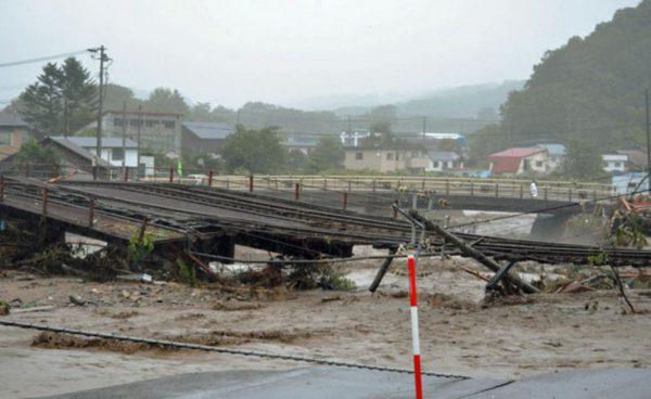 台風10号被害画像4