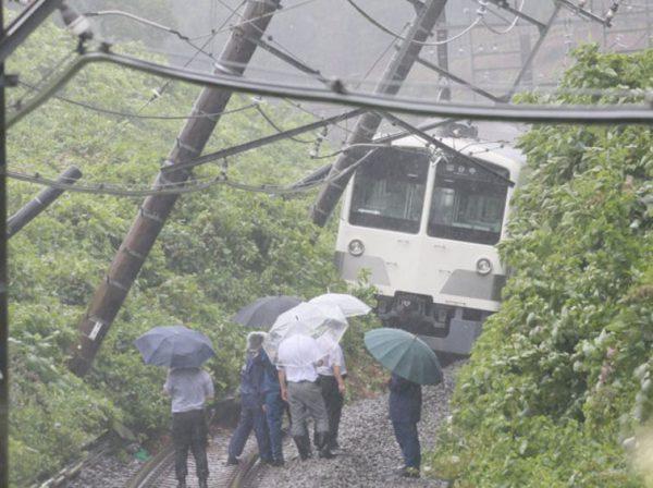 台風10号被害画像7