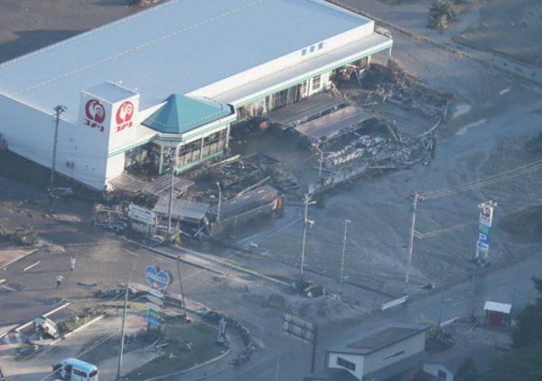 台風10号被害画像2